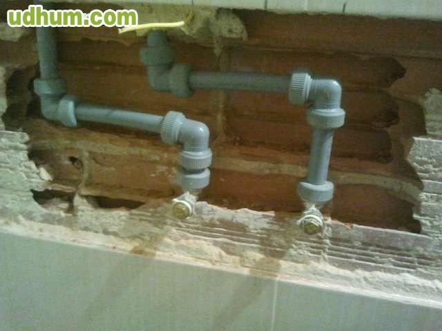 Limpieza de tuberia obstruida por la cal - Limpiar tuberias de cal ...