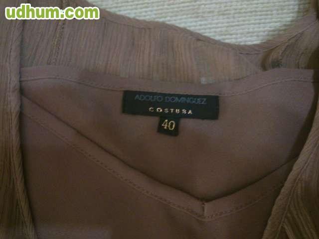 Vestido adolfo dominguez costura for Adolfo dominguez costura