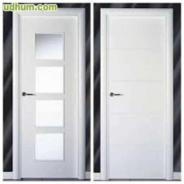 Reformas y construcciones alba il pintor 3 for Puertas en casas modernas