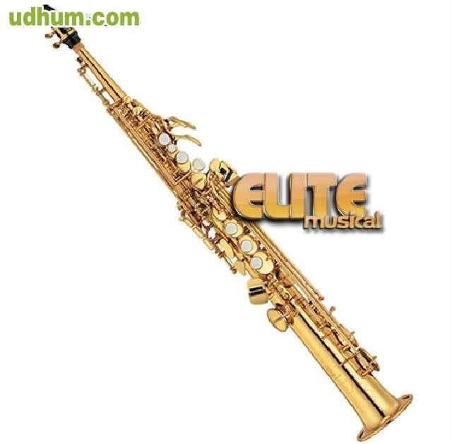 Saxo soprano yamaha yss 875 exh for Yamaha custom ex soprano