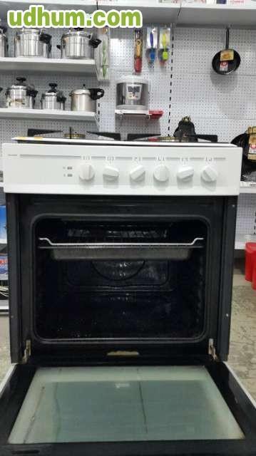 Horno y cocinas gas y electrico teka for Outlet cocinas a gas