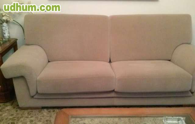 Sofa tres plazas en perfecto estado - Sofas gijon ...