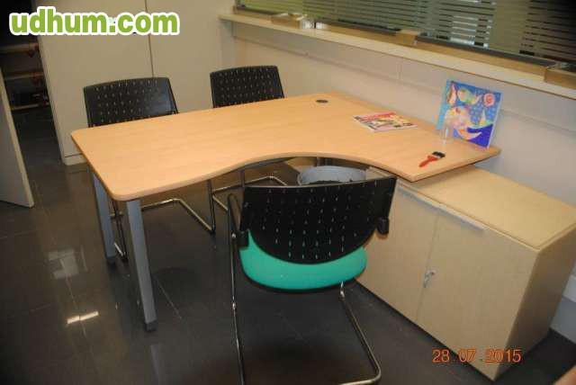 Muebles de oficina mitad de precio for Cotizacion muebles de oficina