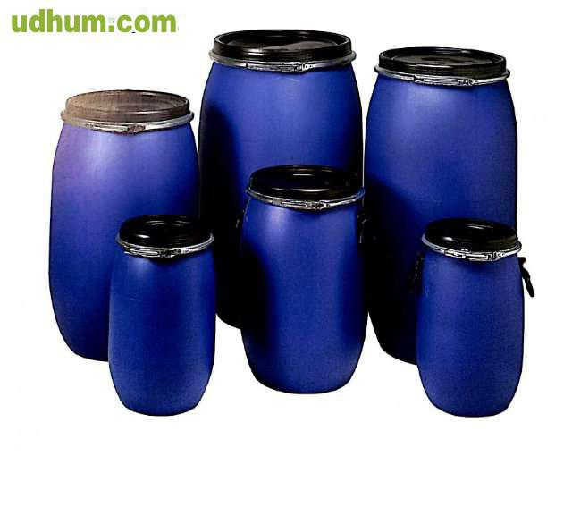 Bidones pvc plastico alimentarios for Bidones para agua
