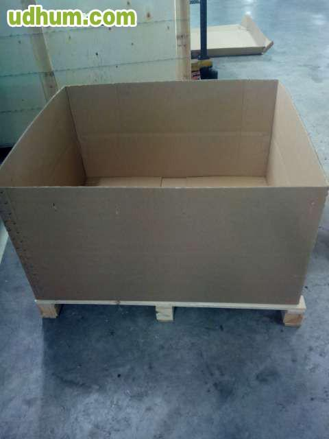 Cajas de carton recicladas para mudanza for Cajas de carton para mudanzas