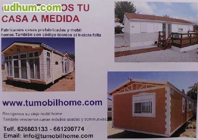 Mobilhomes a medidas y de ocasion - Casas prefabricadas con ruedas ...