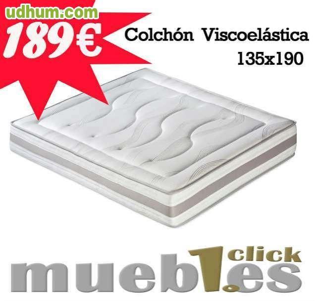 Colchones viscoelasticos baratos madrid - Muebles1click madrid ...