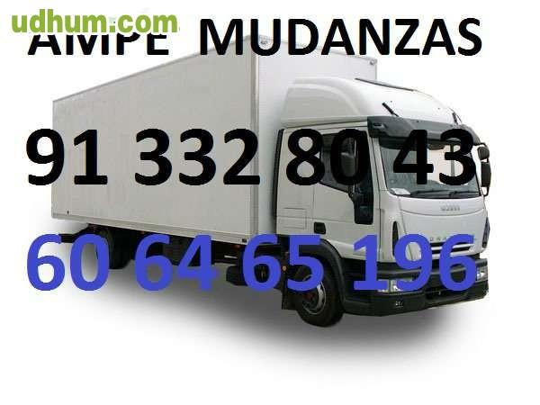 Transporte de muebles 3 for Transporte muebles madrid