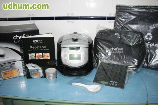 Robot de cocina chef plus induction 2 - Robot de cocina chef plus ...