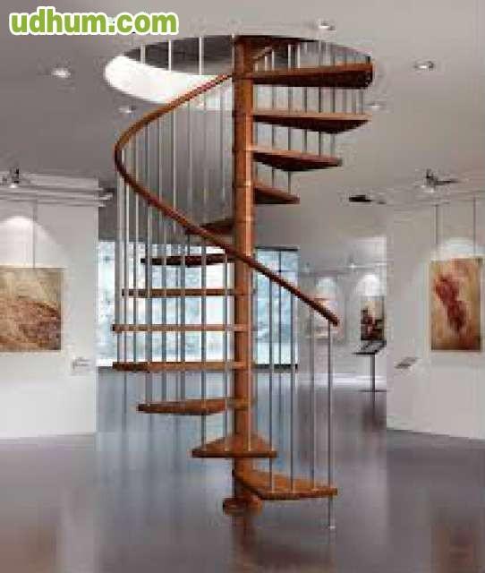 Escaleras escamoteables economicas - Imagenes de escaleras de caracol ...