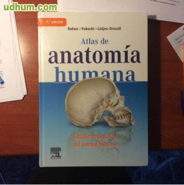 ATLAS DE ANATOMÍA HUMANA 7