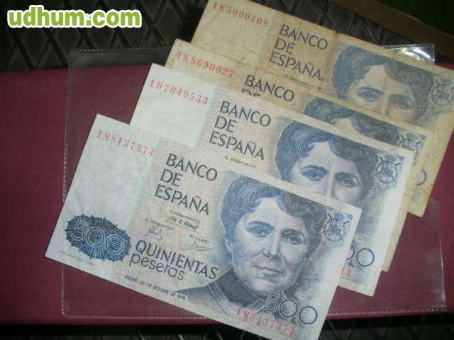 Vendo billetes muy antiguos 1 - Billetes muy baratos ...