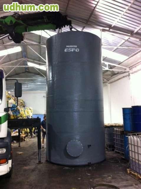 Oferta deposito 25000 litros for Piscina 8000 litros