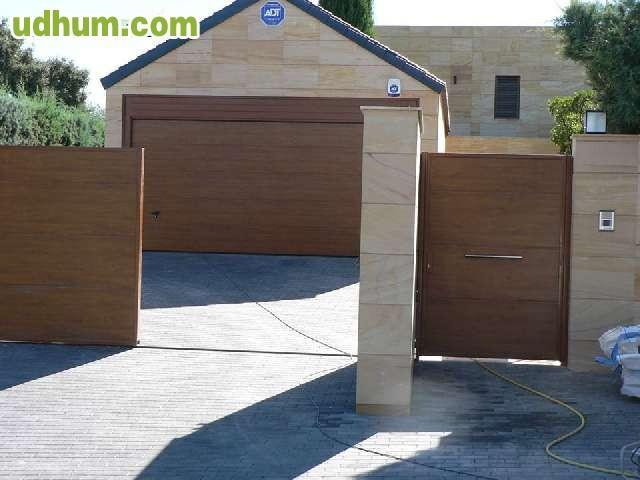 Puertas de garaje 425 sb automatismos - Automatismos para puertas de garaje ...