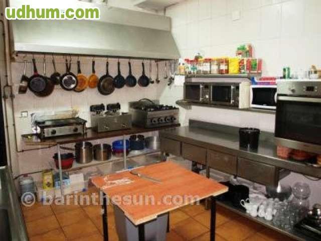 Restaurante se traspasa ref f1829 for Restaurante terraza de la 96 barranquilla