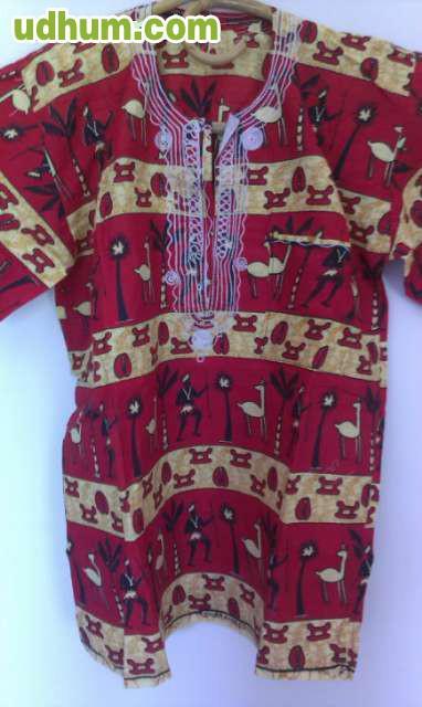 Ropa africana telas wax - Telas africanas barcelona ...