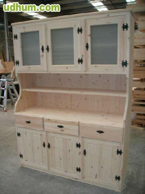 Mesas sillas bancos para txokos for Muebles modulares de cocina baratos