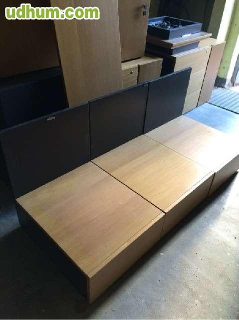 Muebles oficina negociable for Muebles de oficina con llave