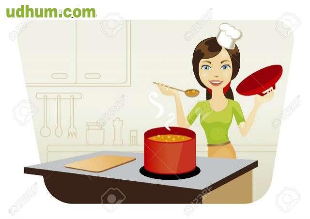 Busco trabajo como ayudante de cocina 24 for Busco trabajo ayudante de cocina