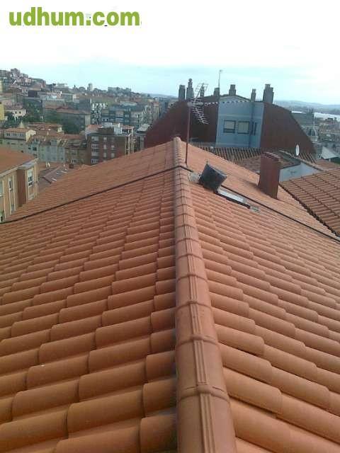Reformas alsarnorte for Plastico para tejados