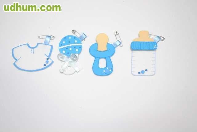 Decoración Y Adornos Para Baby Shower En Foami
