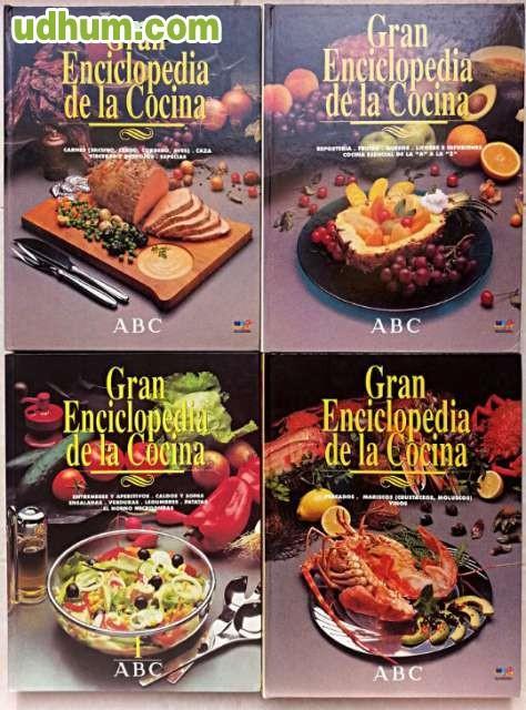 Gran enciclopedia de la cocina 2 for Enciclopedia de cocina pdf
