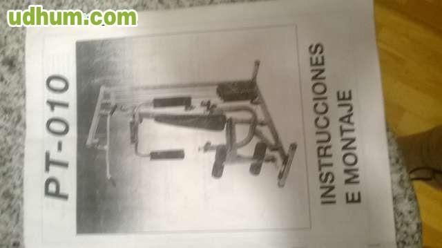 Maquina de musculaci n 23 for Maquinas de musculacion