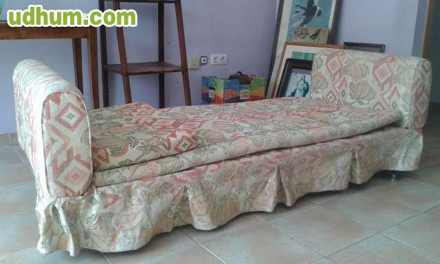 Antiguedades en almazora - Cama tipo divan ...