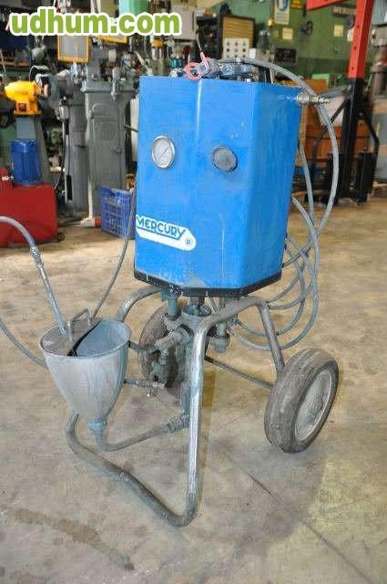 Maquina para pintar mercury airless - Maquina de pintar electrica ...