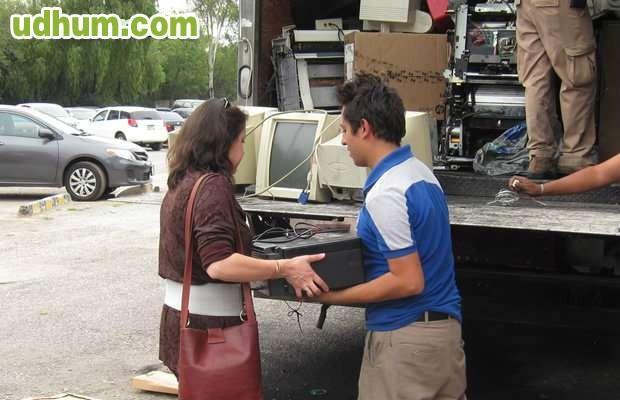 Recogida de equipos viejos rotos for Recogida muebles cadiz